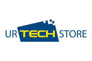 UR Tech Store Logo Preview
